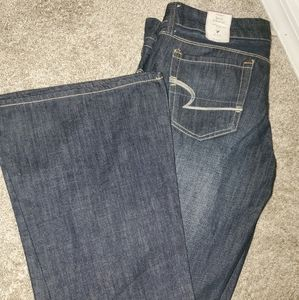 NWT American Eagle  Real Flare Jeans